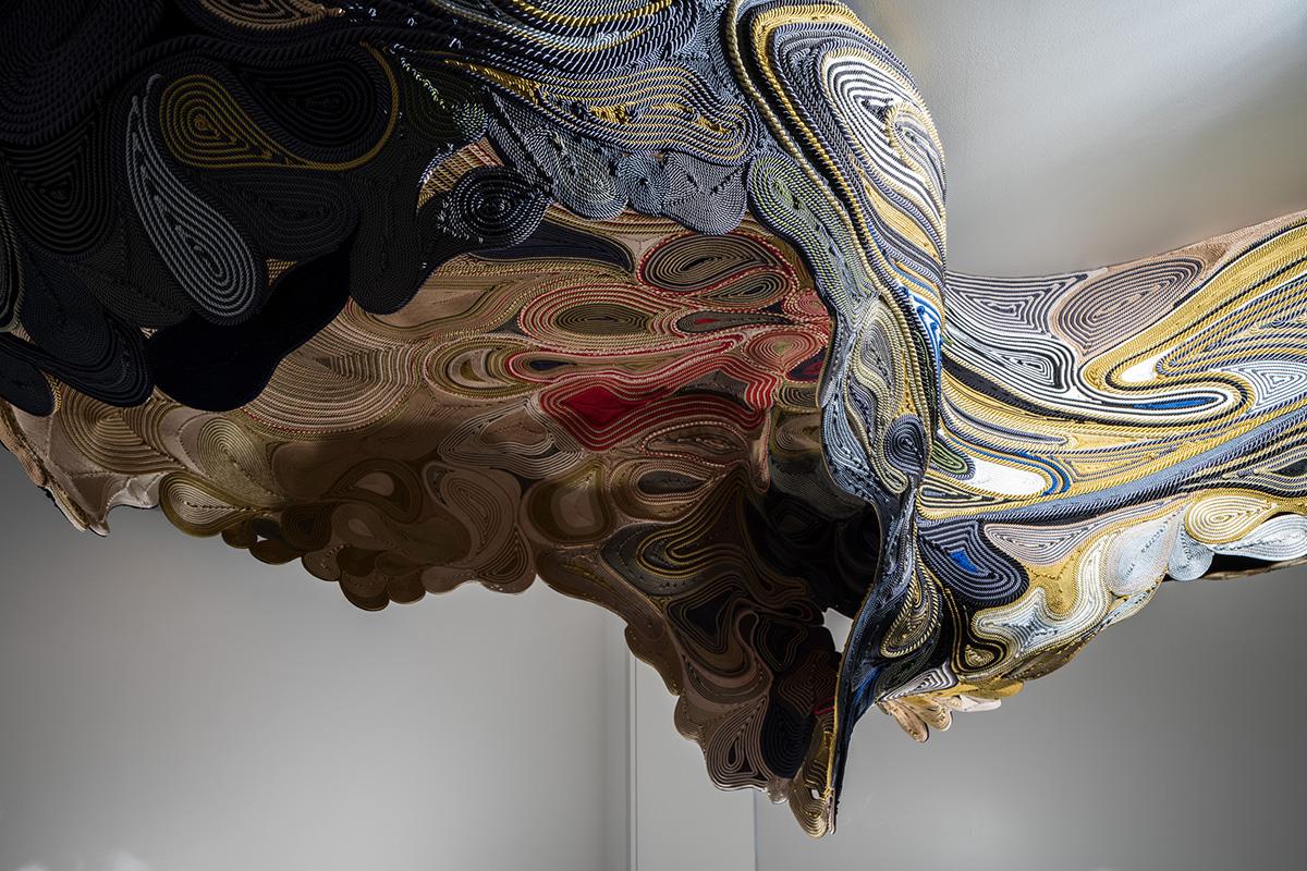 Double Dreams - inversion, Sato Sugamoto, BnA Alter Museum, Detail Img 1, 2019 (photo Tomooki Kengaku)