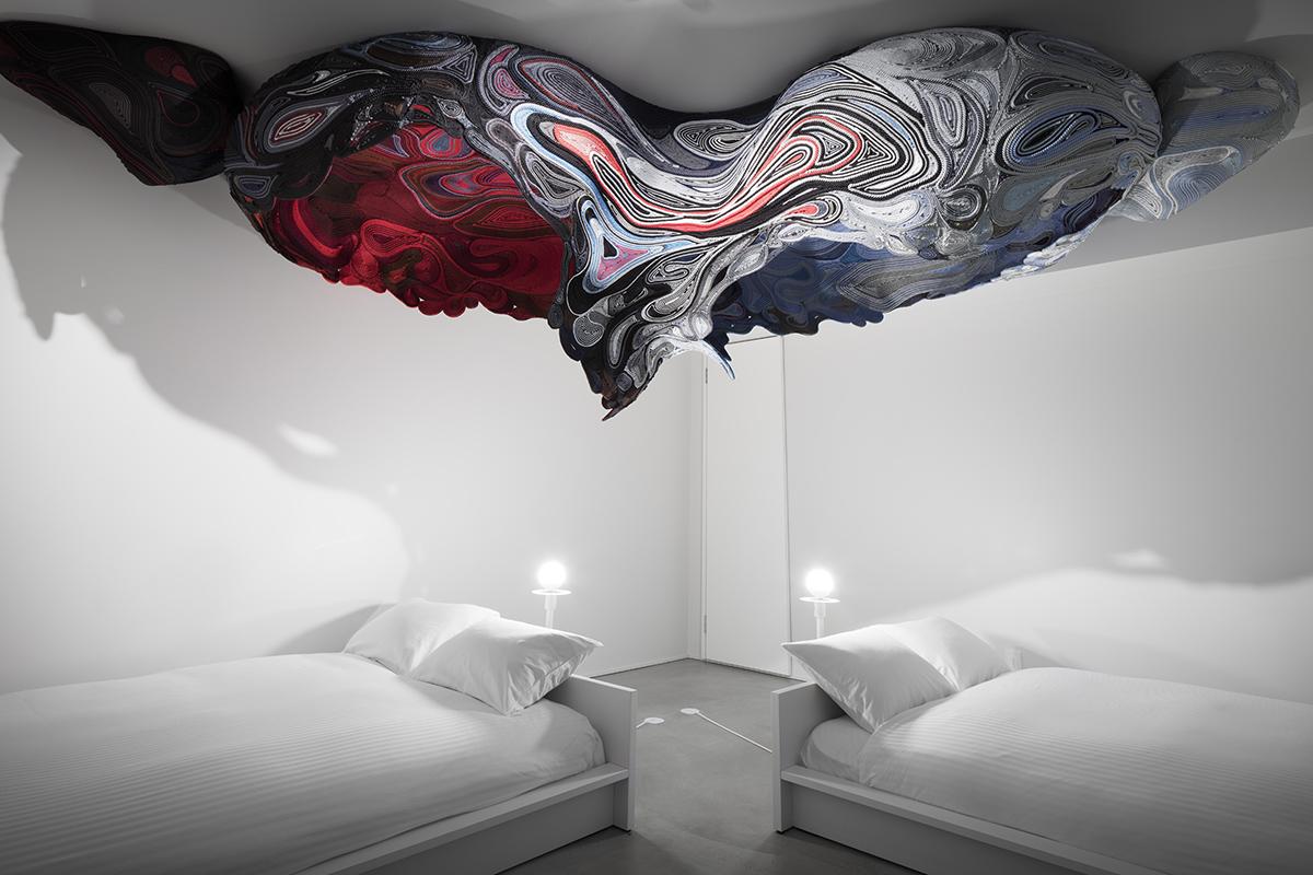 Double Dreams - saturation, Sato Sugamoto, BnA Alter Museum, Room Img 1, 2019 (photo Tomooki Kengaku)-2