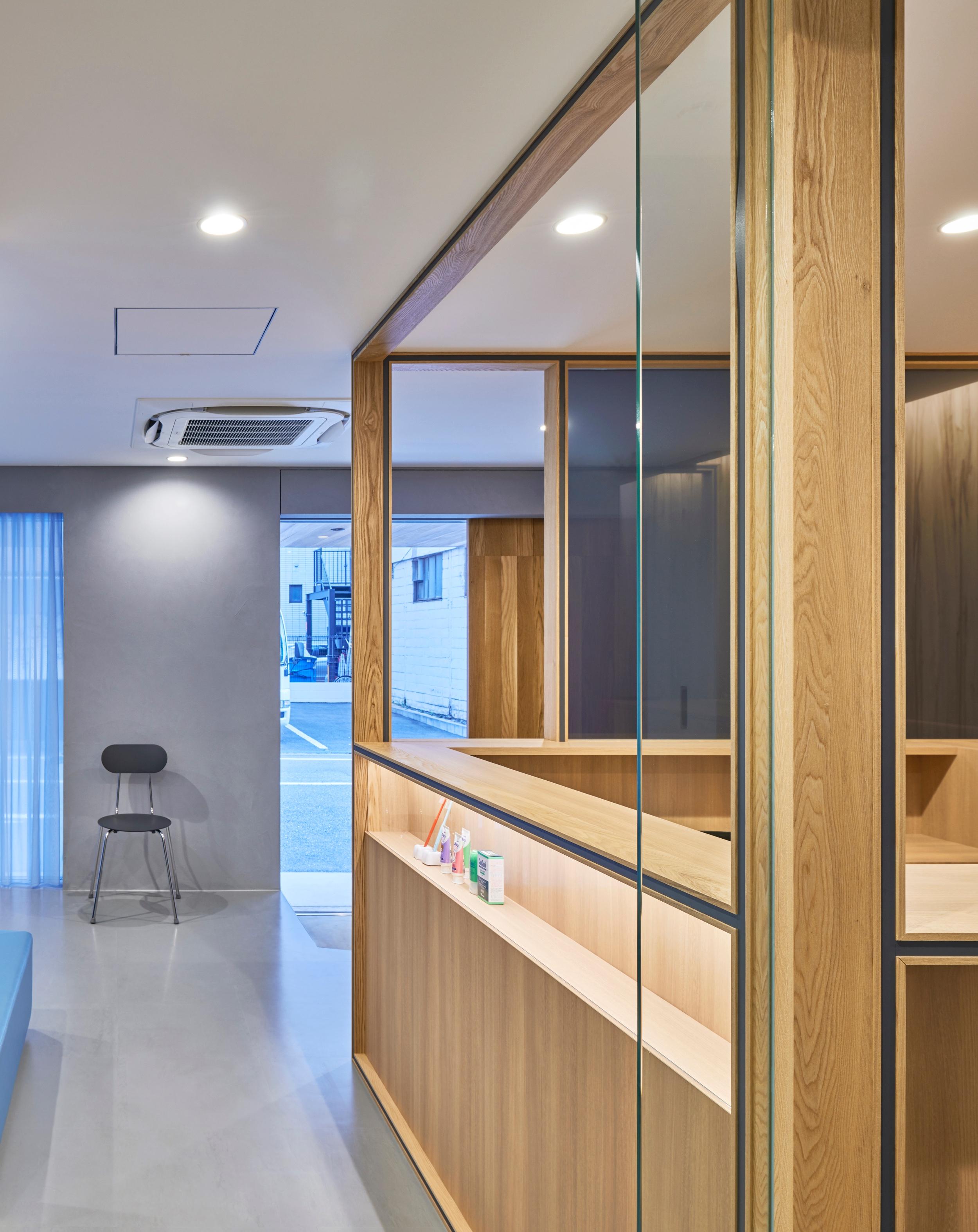 Kimura Dental Clinic 14s ©Takeshi Asano 2019