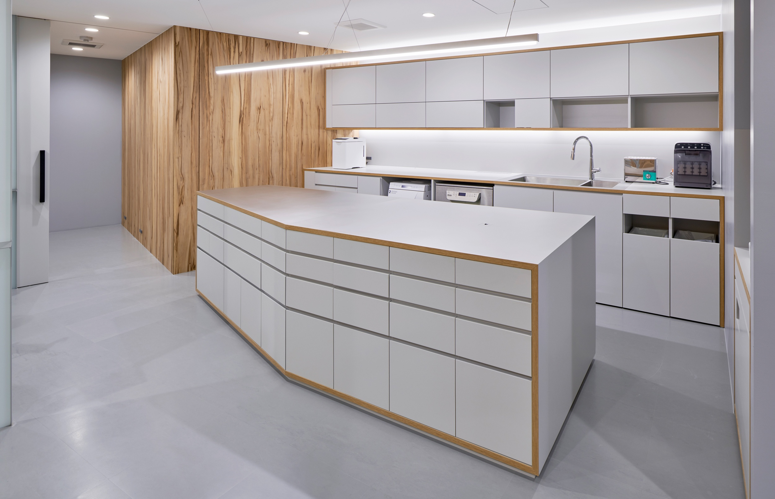 Kimura Dental Clinic 22s ©Takeshi Asano 2019